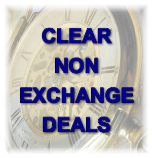 Clear non exchange transactions